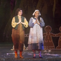 Photo Flash: Opera San José Presents HANSEL AND GRETEL Photos