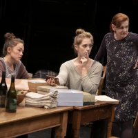 Photo Flash: First Look at Richard Nelson's THE MICHAELS