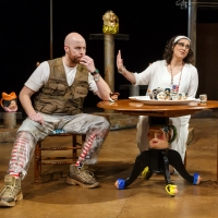 Photo Flash: Take a Look Inside Dress Rehearsal for THE LAST AMERICAN HAMMER at Photos
