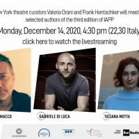 Third Edition of the Italian & American Playwrights Project Announced Photo