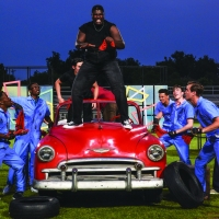Photo Flash: Outdoor Production of GREASE Opens at Lyric Theatre of Oklahoma Photo
