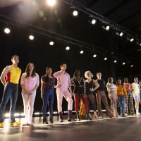 Photos: First Look at A CHORUS LINE Opening at Curve Theatre in December Photo