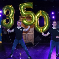POTTED POTTER Celebrates 350th Show In Las Vegas - Extends Through January 2021 Photo