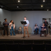 Photo Coverage: First look at Curtain Players' NEW WORKS INITIATIVE Photo