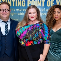 Photos: On the Red Carpet for Opening Night of PASS OVER Photo