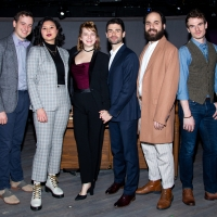 Photo Coverage: Go Inside Opening Night of Roundabout's DARLING GRENADINE Photo