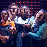 Photo Flash: First Look at the UK Tour of THE BORDER Photos