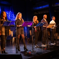 Photo Flash: Check Out Production Shots of CAKE & THE MAN IN THE CEILING, Part of MTF Photo