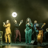 SONGS FOR A NEW WORLD Transfers To Vaudeville Theatre For a Limited Five-Week Run Photo