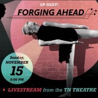 GO! Contemporary Dance Works Presents FORGING AHEAD Livestream Photo
