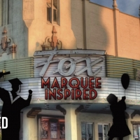Fox Theater Opens Dates Through April For Custom Messages Displayed on its Marquee Photo