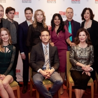 Photo Flash: Opening Night of THE PERPLEXED at MTC Photo