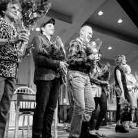 Photo Coverage: GRAND HORIZONS Cast Takes Opening Night Bows! Photos