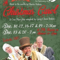 Players Centre Presents Outdoor One-Man Production of A CHRISTMAS CAROL Photo