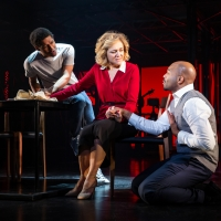 Photo Flash: First Look at NEXT TO NORMAL Starring Rachel Bay Jones, Brandon Victor Dixon and More at the Kennedy Center