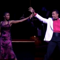VIDEO: Brian Stokes Mitchell and Heather Headley Make 'Fireworks' In Today's #Encores Photo