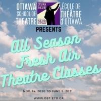Ottawa School of Theatre Presents Fresh Air Theatre Classes Photo