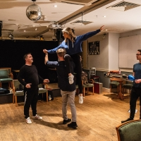 Photo Flash: In Rehearsal with Chiswick Playhouse's I LOVE YOU, YOU'RE PERFECT, NOW C Photo