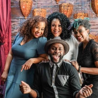 Photo Flash: Meet the Women of CHICKEN AND BISCUITS at Queens Theatre Photos