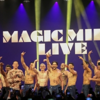 MAGIC MIKE LIVE Will Make its Premiere in Sydney in December Photo