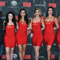 Photo Flash: Luxor Celebrates The World Premiere Of R.U.N – The First Live-Action Thriller From Cirque Du Soleil Photos