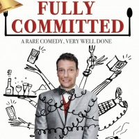 FULLY COMMITTED Brings Live Performances Back to Center Stage Theater in Biloxi Next  Photo