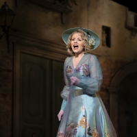 Photo Flash: First Look at Renee Fleming, Solea Pfeiffer, and More in THE LIGHT IN THE PIAZZA in Chicago