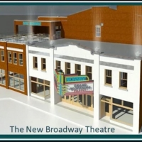 Broadway Theatre in Cape Girardeau at Risk of Being Torn Down After Suffering Fire Damage Photo