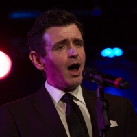 Photo Flash: Sean Patrick Murtagh Returned to the Green Room 42 With MARIO! A SALUTE Photo