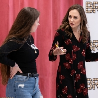 Photo Flash: Laura Osnes, Kyle Selig, and Tommy Bracco Host Broadway Workshop Master Classes