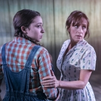 Photo Flash: First Look at THE BRIDGES OF MADISON COUNTY at Menier Chocolate Factory