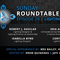 4Wall Entertainment's Sunday Roundtable Series Returns With a Panel on Lighting Designers Photo