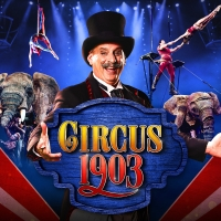 Performers Are Announced For CIRCUS 1903 At The Southbank Centre's Royal Festival Hall Thi Photo