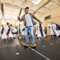 Photos: Inside Rehearsal For BACK TO THE FUTURE: THE MUSICAL on the West End Photo