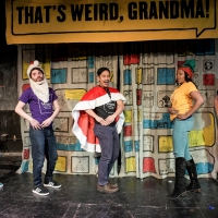 Photo Flash: PlayMakers Laboratory Presents THAT'S WEIRD, GRANDMA: HOLIDAY EXTRAVAGANZA