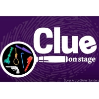 Old Courthouse Theatre Presents Livestreamed Production of CLUE: ON STAGE Photo