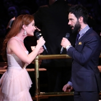 VIDEO: Watch Andrew Lloyd Webber, Sierra Boggess, Ramin Karimloo & Laura Benanti in S Photo