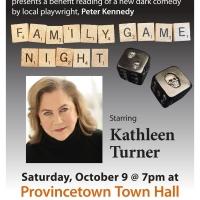 Kathleen Turner Headlines Provincetown Theater Benefit Next Month Photo