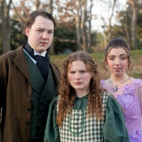 Photo Flash: First Look at Outcry Youth Theatre's THE SECRET GARDEN Photos