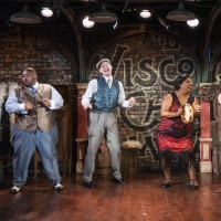 Video: First Look at Milwaukee Repertory Theater's CHASIN' DEM BLUES Photos