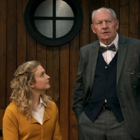 Photo Flash: North Coast Repertory Presents TRYING Photos
