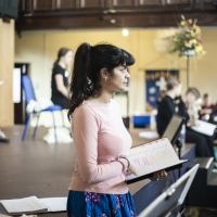 Photo Flash: Take a Look at Pictures From Rehearsals of The Snow Queen Opening at the Photo