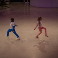 Photo Flash: TRAPPED by Tatiana Desardouin Premieres at the Guggenheim Photos