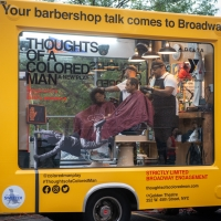 THOUGHTS OF A COLORED MAN Offers Free Haircuts To The Community In Bronx And Brooklyn Photo
