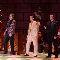 Photo Coverage: The Cast of MILLION DOLLAR QUARTET Take Opening Night Bows