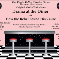 Virgin Valley Theater Group Presents DRAMA AT THE DINER Photo