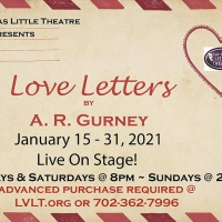 Las Vegas Little Theatre Resumes Live Performances With LOVE LETTERS Photo