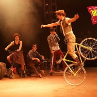 Photo Flash: First Look at NoFit State's LEXICON At Round House