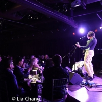 Photos/Video: Reeve Carney In Concert At The Green Room 42 Photo