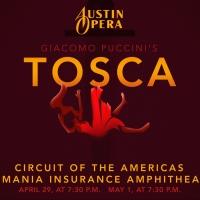 Austin Opera Presents TOSCA at the Racetrack Photo